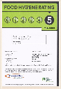 5 star hygiene certificate